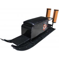 Преимущества саней 2М и 2П перед лыжным модулем