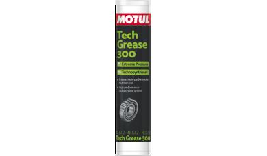 Cмазка для цепи, подшипников и вариатора MOTUL Tech Grease 300 400 грамм