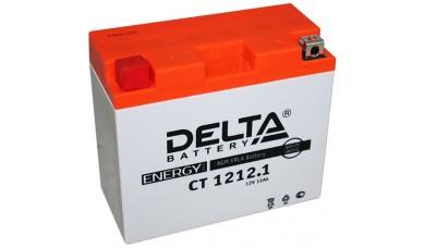 Аккумулятор мото 12V 12 Ампер  Delta