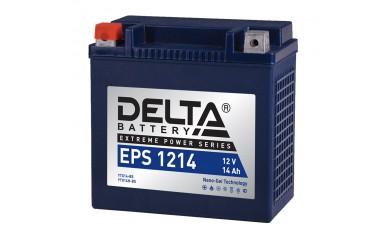 Аккумулятор мото 12V 14 Ампер Delta EPS гель
